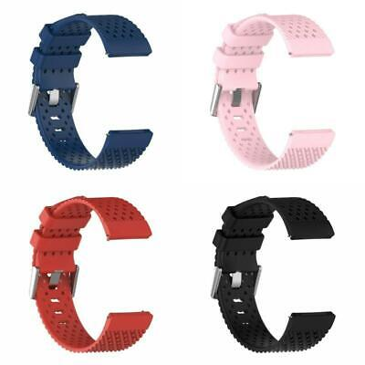 Breathable Silicone Wrist Band Replacement Strap for Fitbit Versa Smart Watch