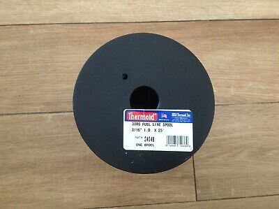 "3//8/"" x 25/' Thermoid 30R6 Fuel Line Hose Spool"