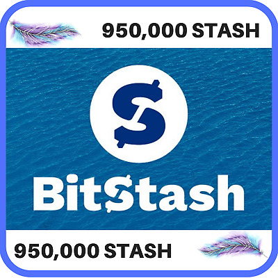 950,000 BitStash (STASH) CRYPTO MINING CONTRACT (950,000 STASH), Crypto Currency