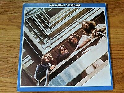 The Beatles ~ 1967-1970 ~ 1976 Capitol SKBO-3404 ~ Capitol Blue Labels ~ VG+/VG+
