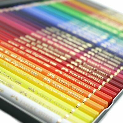 Faber Castell Polychromos - Artist Quality Coloured Pencils - 12,24,36,60,120
