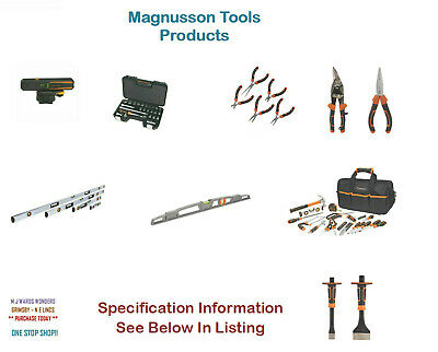 Magnusson Laser Level Products