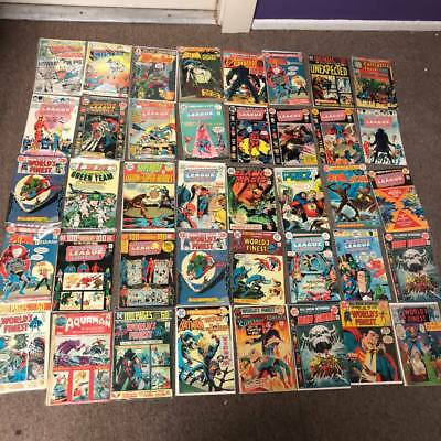 50 Comics, Vintage To Modern, Superman, Batman, X-Men, Spiderman, Hulk
