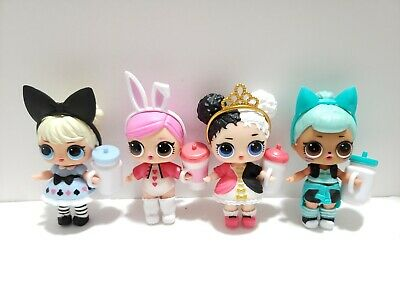 LOL Surprise Doll Curious QT Series 2 Storybook Club sd