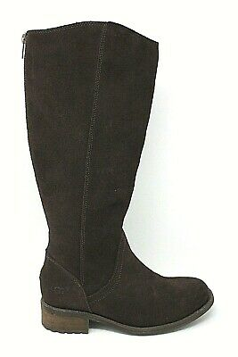 23cd540ff32 UGG 1005434 SELDON Brown Suede Knee High Boots Women's Size 7 ...