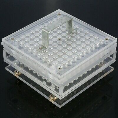 100 Holes Capsule Filler Machine | For Filling Empty Capsules | Size 3#