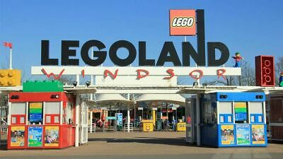 LEGOLAND WINDSOR TICKET(S) Valid Saturday 13th July  13.07.2019 RECEIVE SAME DAY