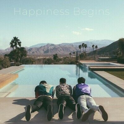 Jonas Brothers CD 2019 Happiness Begins Physical Sealed Album NEW