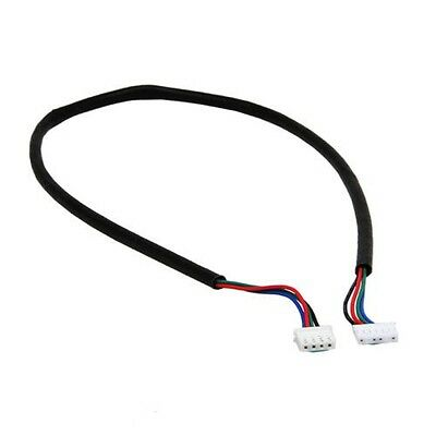 100cm 4-wire Cable For Stepper Motor NEMA17 Shaft 5mm CNC Makerbot - UK seller