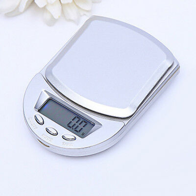 BL_ Mini 0.01g Precise LCD Digital Electronic Scale Jewelry Weighing Balance Str