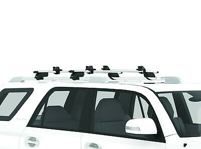 8004069 Yakima KeelOver Rooftop Mounted Kayak/Canoe Carrier w/ Straps- Free Ship