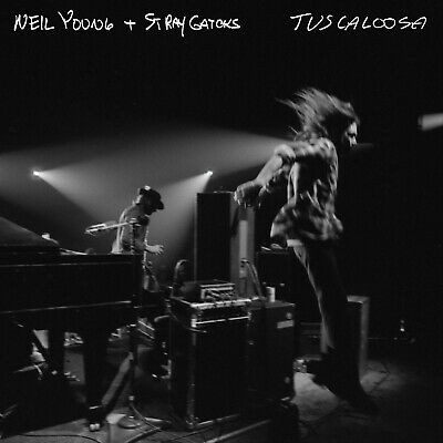 Neil Young & Stray Gators - Tuscaloosa NEW SEALED 3 sided 2LP set Live in 1973