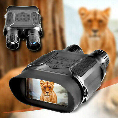 IR Night Vision Infrared Binoculars Telescope Scope Hunting Camera Telescope AU