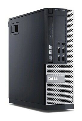 Dell 9020 SFF - i5-4570, 8GB RAM, 500GB HDD, DVD-RW, Win10H, 12 Mth Wty (Refurb)