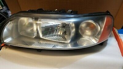Halogen Headlight Headlamp Driver Side LH LF for 05-07 Volvo V70 XC70 New