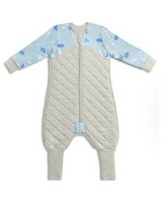 Love To Dream Sleep Suit 2.5 Tog Blue 24-36M