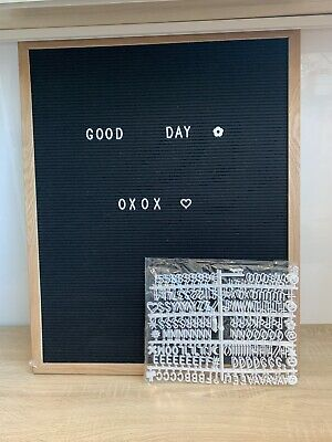 Wedding Office Decoration Felt Board With Letter Message Sign