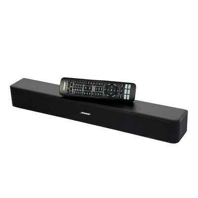 *Genuine Factory Renewed* Bose Solo 5 TV Soundbar System