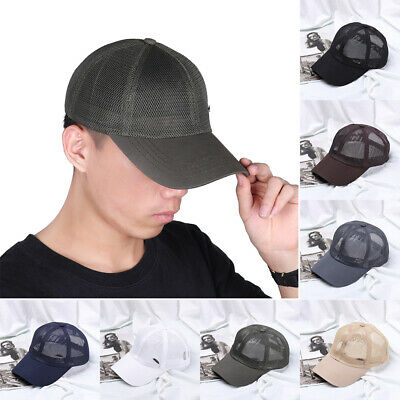 7ff16784 AETRUE Fashion Baseball Cap Men Snapback Caps Mesh Bone Hats For Men  Casquette!