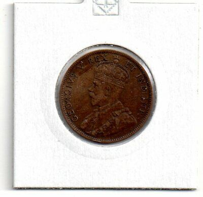 canada, george v 1 cent