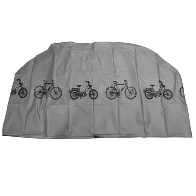 Bike Bicycle Cycling Rain And Dust Protector Cover Waterproof Protection XM