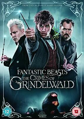 Fantastic Beasts: The Crimes of Grindelwald [DVD] [2018] - Region 2 UK