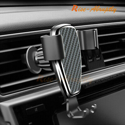 Universal 360° Car Air Vent Gravity Mount Holder Stand for GPS Mobile Cell Phone