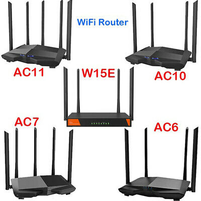 Tenda AC11 2.4GHz/5GHz 1200Mbps Dual Band WiFi Router Wireless Repeater New