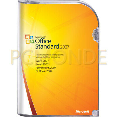 Microsoft Office Standard 2007 for PC - Upgrade (021-07668)