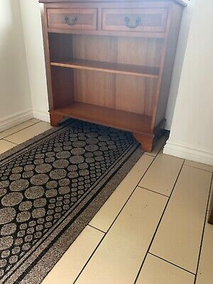 Yew Wood Small Bookcase