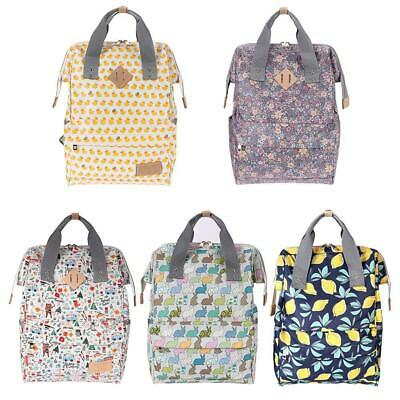 Mummy Bag Baby Diaper Nappy Hospital Maternity Backpack Changing Large Rucksack
