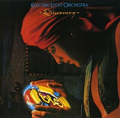 Electric Light Orchestra Discovery 3 Extra Tracks Remastered CD NEW