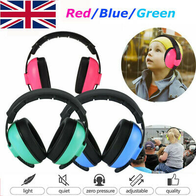 BABY Childs earmuffs protective earmuffs protect 3 colors 3 months + baby sleep