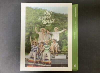 Bts-2017 Bts Summer Package Vol.3 Suga Selpie Book Full Set Ex+ Condition