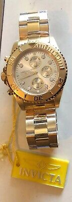 Invicta 1774 Pro Diver Watch - Gold Tone, Stainless Steel