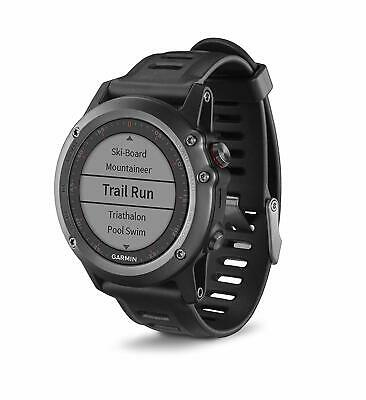 Garmin Fenix 3 GPS Multisport Watch with Outdoor Navigation (718377)