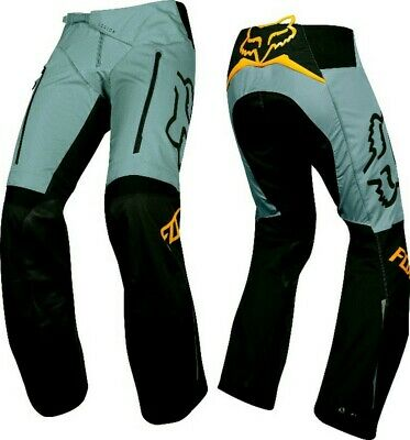 Fox Legion Enduro EX Over The Boot Pants Slate Grey Adults