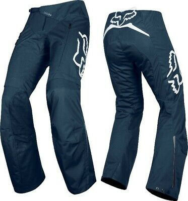 2019 Fox Legion Enduro EX Over The Boot Pants Navy Adults