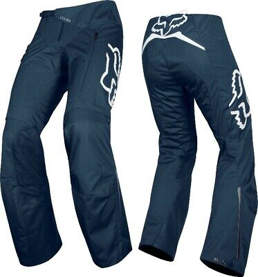 Fox Legion Enduro EX Over The Boot Pants Navy Adults