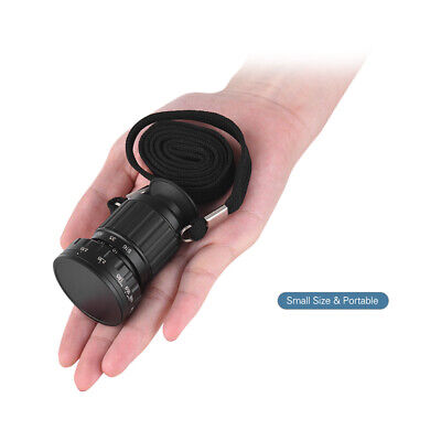 Portable 11X Micro Magnification Director's Viewfinder Magnifier Telescopic Zoom