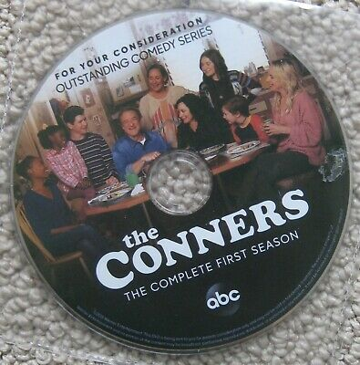 The Conners Abc Promo Emmy Fyc Season 1 2019 Dvd Complete First Season
