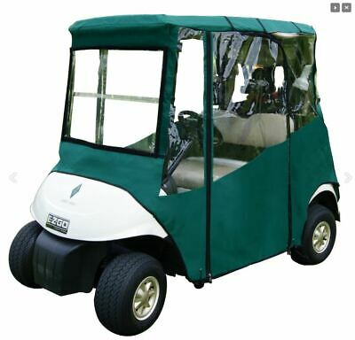Doorworks Golf Buggy Enclosure Cover 4 Sided Universal - Green