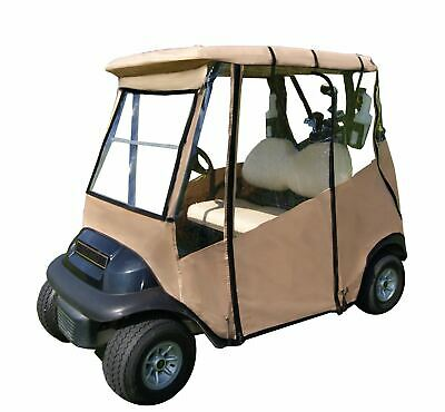 Doorworks Golf Buggy Enclosure Cover 4 Sided for the Club Car Precedent