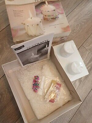 Candle Making Kit Fine Crafts Beaded Candle