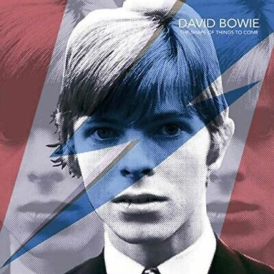 David Bowie: The Shape Of Things To Come (Blue) [Winyl] [Vinyl] David Bowie