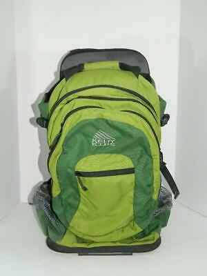 f64b5895a793 TOUGH TRAVELER CHILD Baby Carrier Hiking Backpack - Green/Blue ...