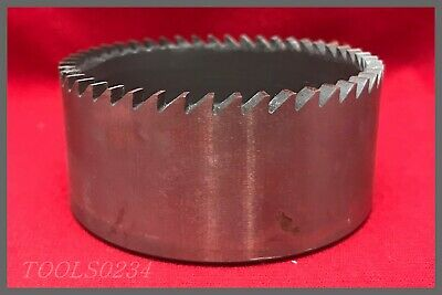 """California Aircraft Tool Co. 46-Tooth Hole Saw - AT413-39  2-3/4"""" - 1/2-20"""