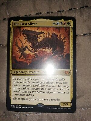 Magic the Gathering: The First Sliver x1 - Modern Horizons - MTG