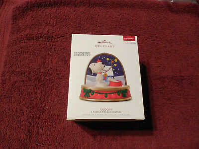 New - 2018 Hallmark Peanuts Storytellers Ornament's  SET of 5....