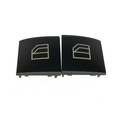 Window Switch Button Cover Cap Front Left Door for Mercedes A B Class W169 W245
